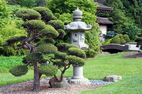 japanese garden gardens history styles japan space potted plants outdoor represents creates nature