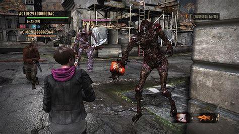 Resident Evil For Switch Resident Evil Revelations And Resident Evil Revelations