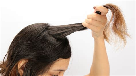 How To Tease Your Hair 15 Steps (with Pictures) Wikihow