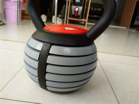 kettlebell adjustable competition custom 32kg 40lb 20lb arrival packaging strongly carefully packing