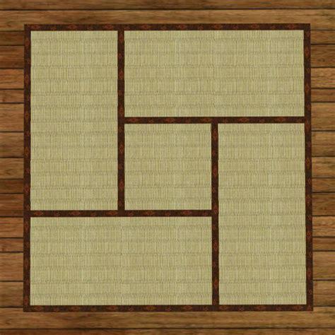 Japanese Floor Mat - second marketplace japanese tatami floor mat 5