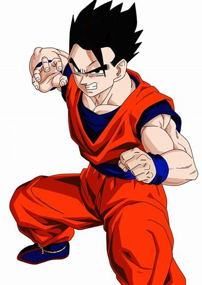 Gohan Dragon Ball Son Character Dbz Potential