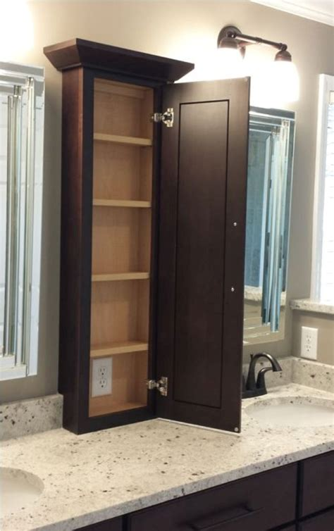 Countertop Bathroom Cabinet by Fresh Bathroom The Most Bathroom Countertop Storage