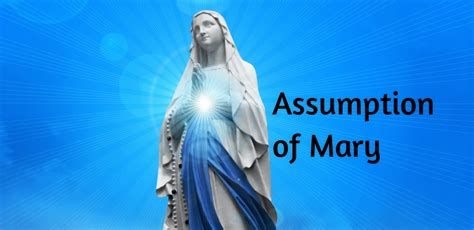 assumption mary celebrated