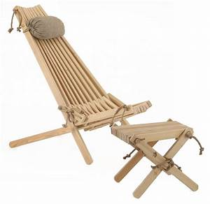 Chilienne Scandinave Avec Repose Pieds