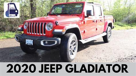 jeep gladiator overland finally  jeep pick  youtube