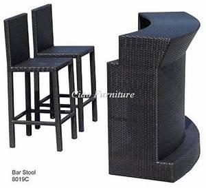 Rattan Bar Set : high chair outdoor rattan bar furniture set buy high chair outdoor rattan bar furniture set ~ Indierocktalk.com Haus und Dekorationen