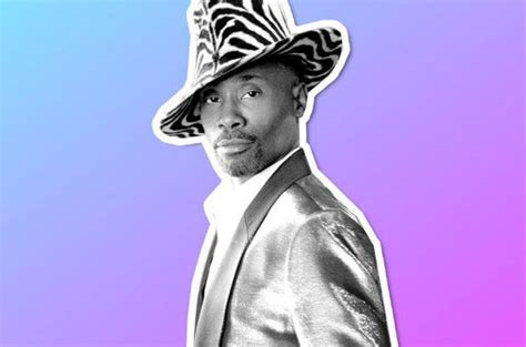 The Randy Report Pride Music Billy Porter Love Yourself