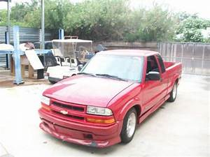 Sell Used 2001 Chevrolet S10 Xtreme Extended Cab Pickup 2