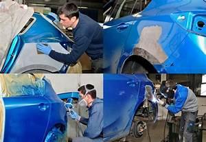 Kit Reparation Carrosserie : impact d bosselage sans peinture d 39 une carrosserie ~ Premium-room.com Idées de Décoration