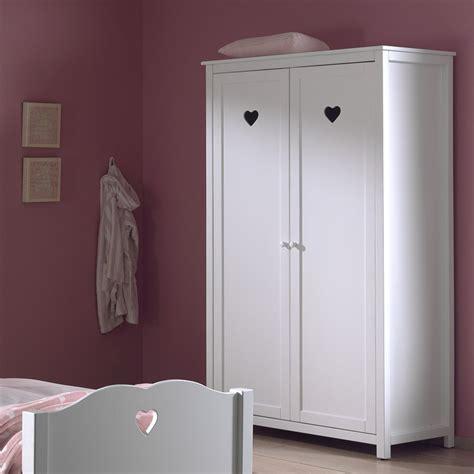 armoire chambre ado cuisine armoire blanche portes miss secret de chambre