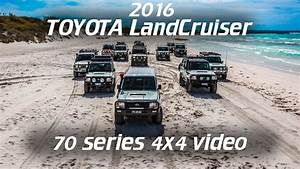 Toyota Landcruiser 70 Series 4x4 Action 2016
