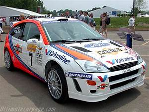 1999 Focus Wrc - Ultimatecarpage Com