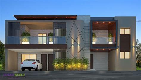 modern elevation   facade house narrow house