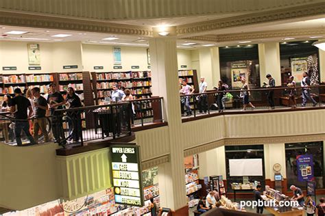 Barnes And Noble At The Grove by 3 Levels Of Line At Neil Harris Book Signing At