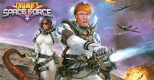 TRUMP'S SPA... Space Force