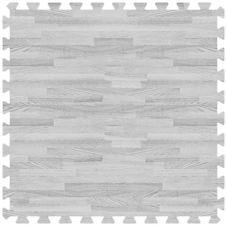 light grey wood grain tile brava foam rubber tiles woodgrain collection heather grey