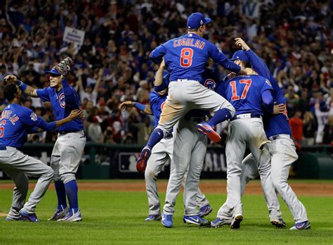 Cubs Capture The World Series In 10-inning Classic