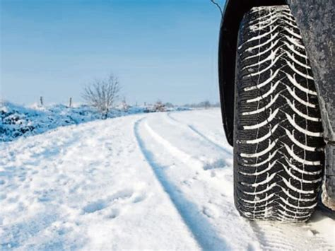 Does This Snow And Ice Mean We All Need Winter Tyres On