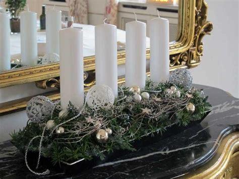 adventsdekoration von beste floristik weihnachtliche