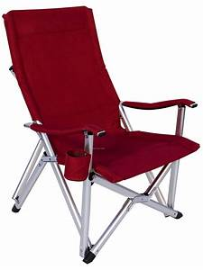 Imported deluxe folding high back aluminum arm chair w 375 for High back folding chair