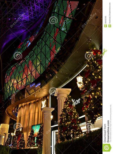 Luxury Brand Store Christmas Editorial Image  Image 35943765