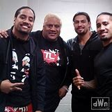 Roman Reigns And The Usos Football | 640 x 640 jpeg 64kB