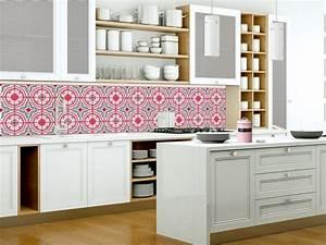 Credences colorees pour cuisine enjouee diaporama photo for Meuble pour plantes d interieur 2 credences colorees pour cuisine enjouee diaporama photo