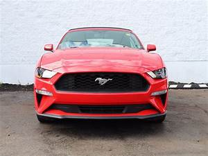 Pre-Owned 2019 Ford Mustang RWD Convertible