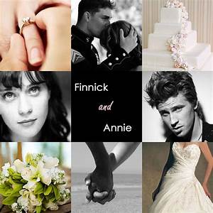 Finnick & Annie images Finnick and Annie (Big White ...