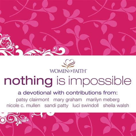 Impossible Is Nothing Resume by Nothing Is Impossible Audiobook By Of Faith