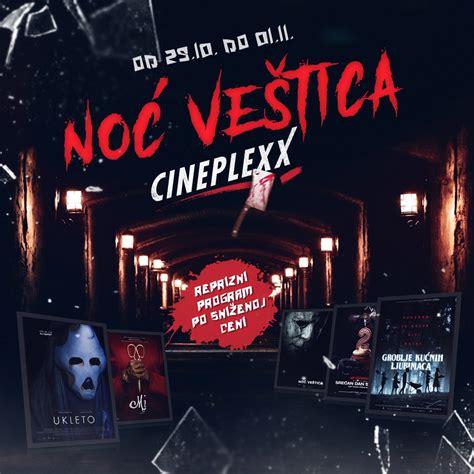 Revija horor filmova u Cineplexx Kragujevac Plaza bioskopu ...