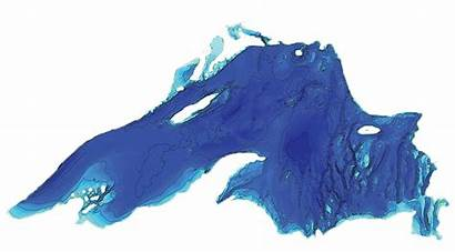 Lake Lakes Superior Noaa Satellite Usa Largest