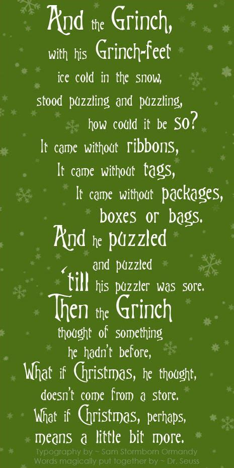 Krueger's christmas are some of the popular christmas movies.with so many movies in the festive season. The 25+ best The grinch quotes ideas on Pinterest | Most ...