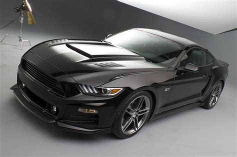 ford mustang roush   trims car tavern
