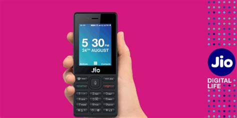 reliance jio 4g phone booking starts register now