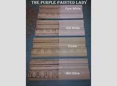 old ochre The Purple Painted Lady