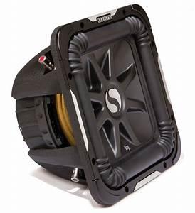 Kicker S12l7 12 U0026quot  1500 Watt L7 Subwoofer Dual 2 Ohm