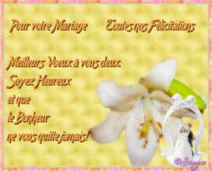 carte de voeux pour mariage voeux de mariage des fleurs