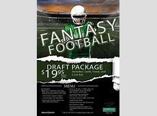 Fantasy Football Draft Packages Sam Houston Race Park