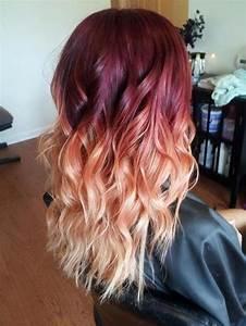 Blaue Haare Ombre : 25 rote blaue und lila ombre haare farben zu leuchten blaue farben haare leuchten lila ~ Frokenaadalensverden.com Haus und Dekorationen