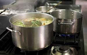 Poaching, Simmering & Boiling - Moist-Heat Cooking  Boiling