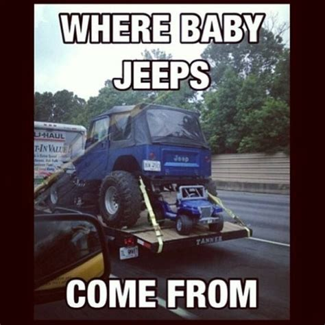 Jeep Wrangler Meme - 56 best funny jeep sayings pics images on pinterest jeep humor jeep truck and jeep stuff