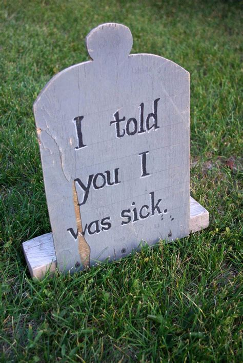 Halloween Tombstone Sayings Scary by Funny Halloween Quotes Quotesgram