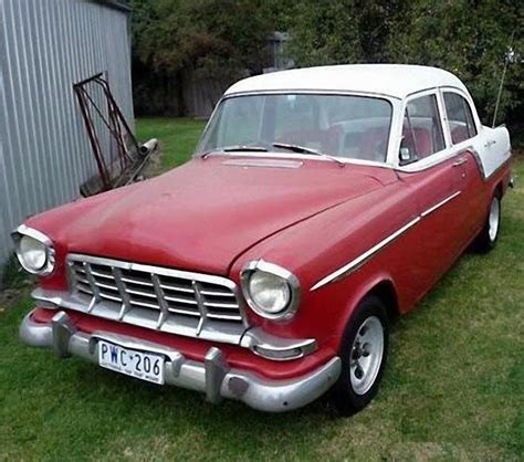 1958 Holden Fc Special Car Picture Old And New Pictures