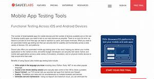 mobile app testing tools download free premium With mobile application testing documents