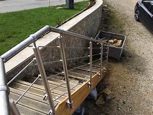 Garde Corps Exterieur Leroy Merlin : rampe escalier exterieur castorama free design spot ~ Dailycaller-alerts.com Idées de Décoration