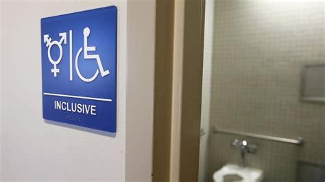 public bathrooms   gender neutral
