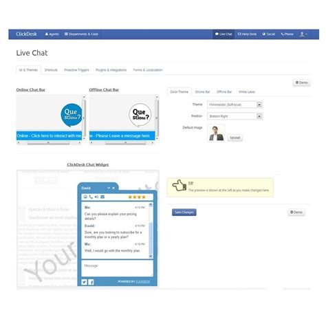 live chat help desk clickdesk live chat help desk