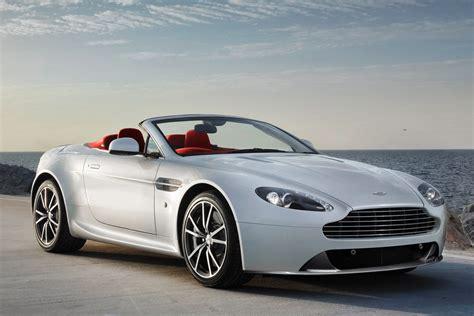 Aston Martin V8 Vantage Cabriolet Pictures